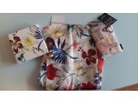 Brand new paperchase foldaway bag and Tabitha Webb silk scarf, original packaging and tags. £5
