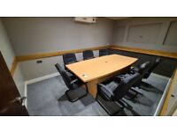 Fully Furnished Office Space to Rent