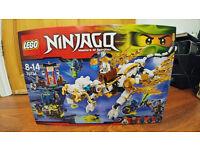 LEGO Ninjago 70734 Master WU Dragon Ninja Building Kit