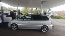 """Vauxhall 18"""" penta alloy wheels"""