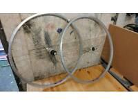Rigida mountain bike wheels