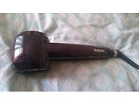 Babyliss hair curlers hardly used