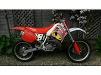 Honda cr125 super evo 1992