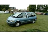 Toyota Previa MPV 7 seater camper spares or repair project