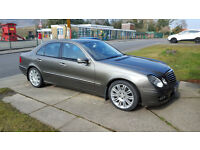 Mercedes E320 CDi Sport FSH Excellent Condition (Not 530D M Sport A6 TDi S-Line)