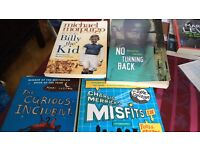 sell English books in good condition