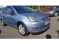 Ford Fiesta 1.25 Zetec Climate ++MOT MAY 17++FSH+JUST SERVICED++GREAT DRIVER++6 MONTH WARRANTY INC