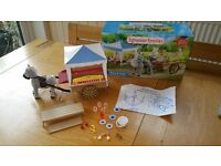 Sylvanian Families Pony and Trap