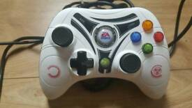 RARE Limited Edition EASPORTS xbox 360 controller