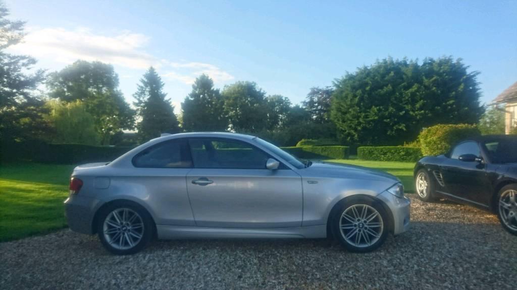 BMW 123d coupe M-Sport