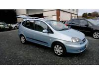 08 Chevrolet Tacuma Sx 5 Door MOT October 18 Clean Car good driver ( can be viewed inside Anytime