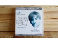 ON HER MAJESTY'S SECRET SERVICE - COMPLETE AND UNABRIDGED
