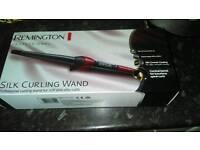 Remington silk curl wand