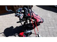 Kids golf club set