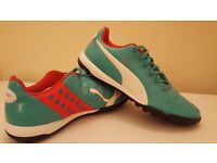 Puma evo 3 football trainers size 8