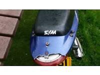 Sym 125