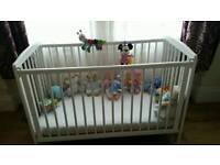 Crib from mothercare
