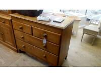 Antiques chest of draws
