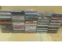 Music Cd's. Job lot. Fab for car boots!