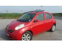 Nissan micrs 1.4 DCI