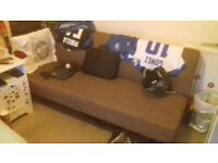 sofa bed click clack