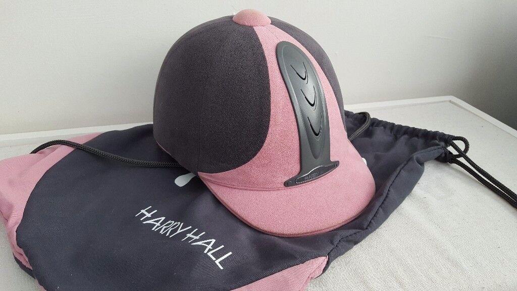 Harry Hall Girls Riding Hat