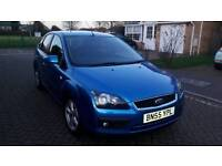 FORD FOCUS 1.6 ZETEC 2005 DRIVES PERFECT LONG MOT