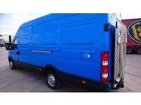 Iveco Daily 2.3 TD 35S14 LWB Box with tail lift, very clean, ready to work