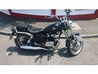 AJS 125cc Regal Raptor