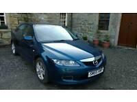 2005 2.0l Mazda 6 TS2 Spares Repairs £300 negotiable