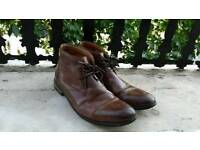 Men's Clarks Leather Shoes