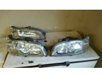 306 ph3 Crystal Headlights & Protectors