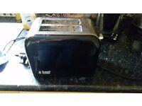 Russell Hobbs Toaster Used
