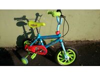 Toy Story Bicycle