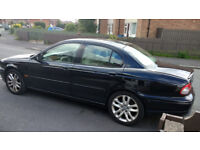 Jaguar X type V6 for sale £600ono