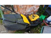 McCulloch petrol lawnmower