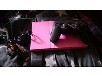 Pink ps2 slim