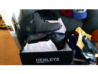 Brand new Henleys boots size 10