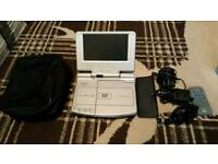 Home and car portable DVD player £20