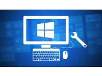 Windows 7 installation(ENG and Pl) and Linux installation.