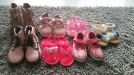 Size 5/6 younger girls shoe bundle