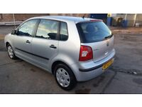 2003 VOLKSWAGEN POLO 5DR AUTOMATIC