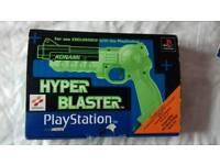Playstation hyperblaster