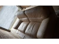 Cream sofa for sale