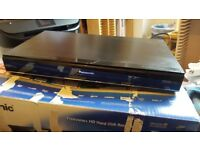Panasonic Freeview+ HD hard drive recorder 1TB