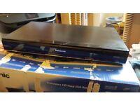 Panasonic Freeview+ HD hard drive recorder 1TB