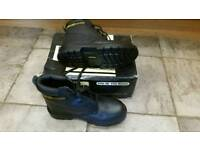 Work safety boots size 6