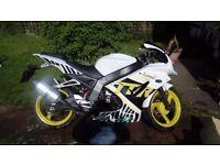 Wk ttr sports 125cc