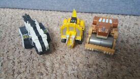 Dino trucks