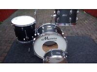 vintage maxwin drum kit